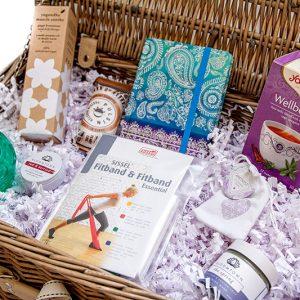 Wellbeing Box gift box