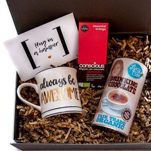 Chocolate Box gift box