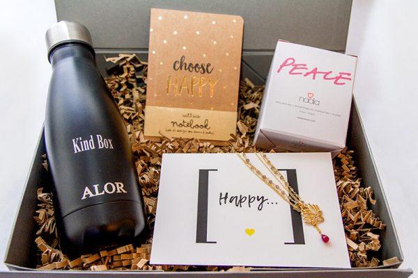 Happiness box gift box