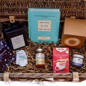 Healing box gift box