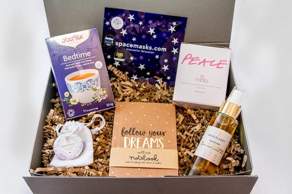 Peace Box gift box delivered
