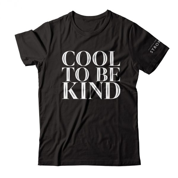 Style For Stroke cool to be kind-black