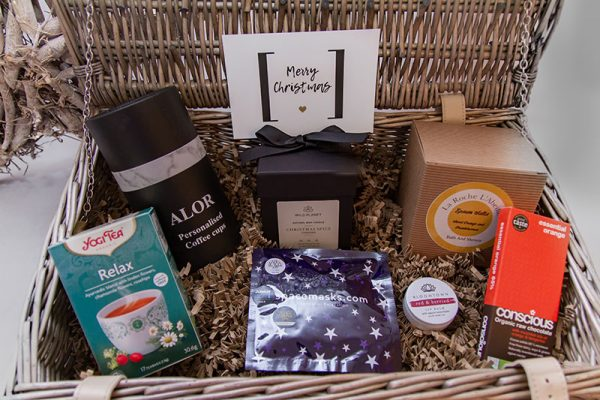 Christmas Revitalise Hamper box