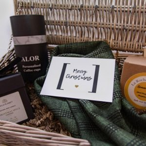 Cosy Christmas Hamper gift box