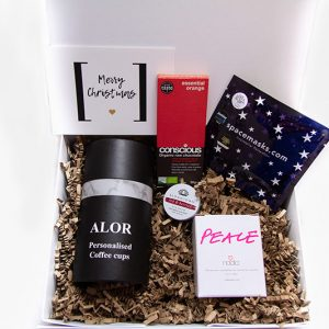 Festive Express gift Box