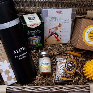 Fitness Box gift box