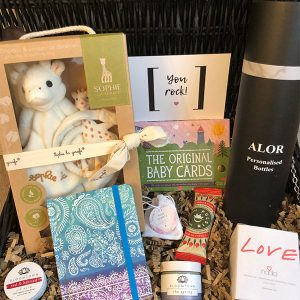 mother and baby gift box