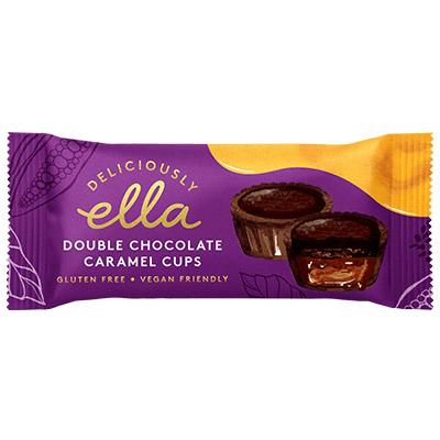 Ella Chocolate Caramel Cup