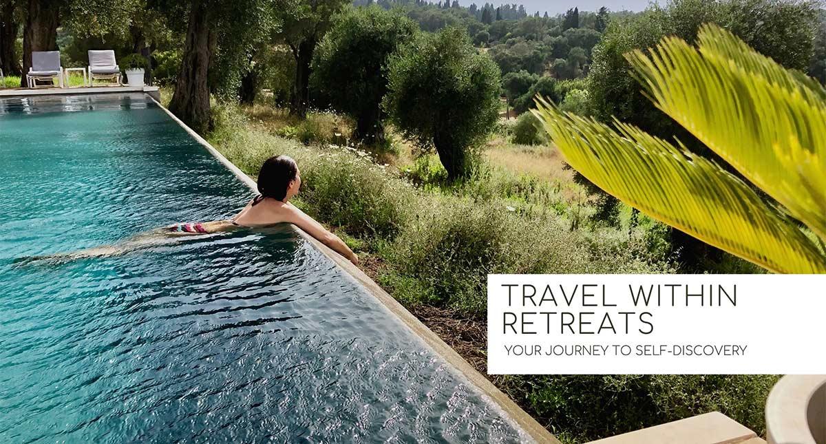travel within retreats